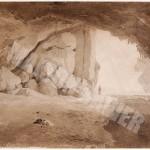 Les grottes de la Cervara - Ravier