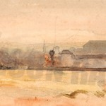 Vue de Cremieu - Ravier