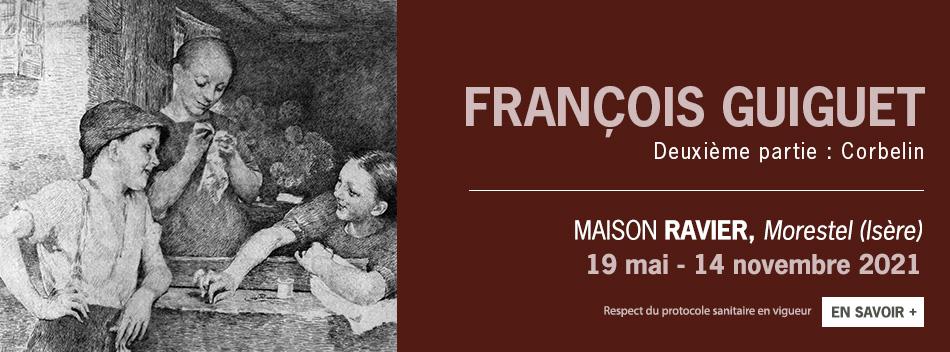 Francois guiguet - bandeau expo 2